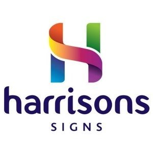 Harrisons Signs